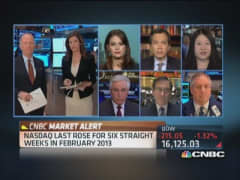 Closing Bell Exchange: Opportunity in US