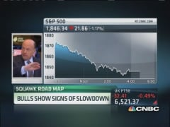 Cramer on global market fears