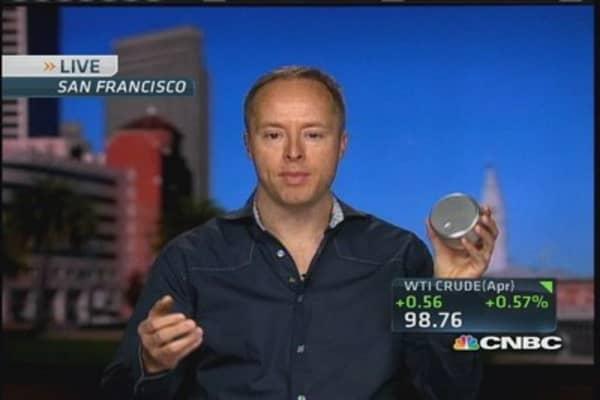 Keyless smartlocks key to smart home