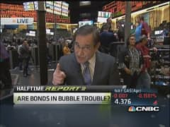 Bonds in bubble trouble?