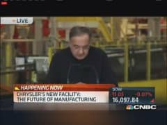 Chrysler opens new plant in Michigan