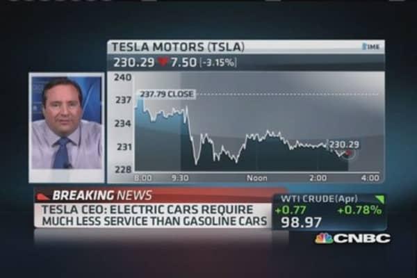 Tesla's Elon Musk writes letter to NJ residents