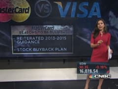 Better bet: Visa or MasterCard