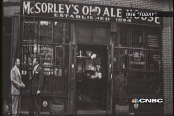 McSorley's: Oldest Irish Bar's History