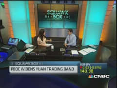 PBoC confirms widening of yuan's trading band