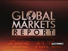 European markets close: Gains extended