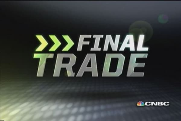 Fast Money Final Trade: GM, AMD, MSFT, HXL
