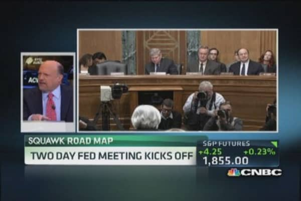 Cramer: Fed is not our enemy