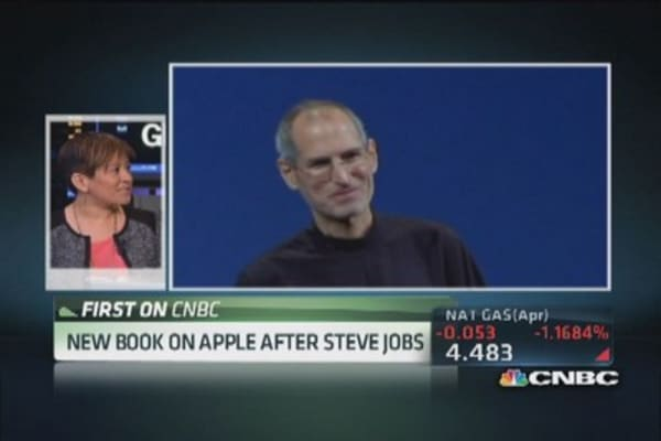 Apple's course after Steve Jobs