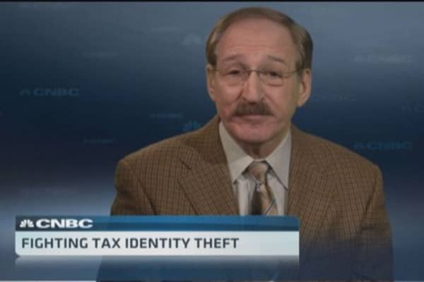 Taxes & identity theft a growing concern