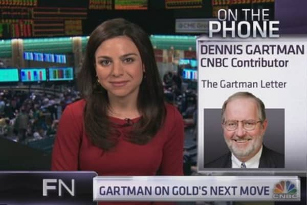 Dennis Gartman: This could cause a surge in gold prices