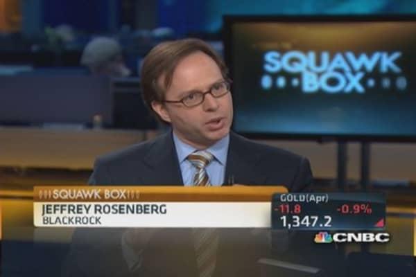 Yellen's biggest challenge is rising rates: Expert