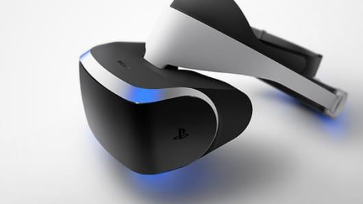 Sony's Project Morpheus