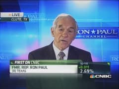 Ron Paul: US stirring up trouble in Crimea