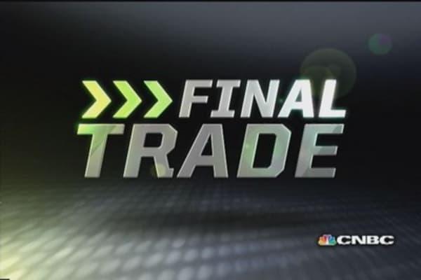 FMHR Final Trade: RDC, HPQ & WEN
