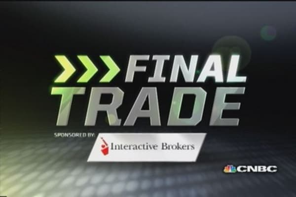 Fast Money Final Trade: THC, EEM, EWZ