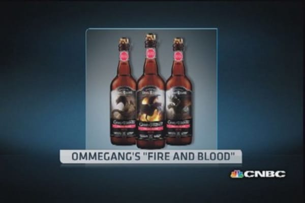 'Game of Thrones' beer