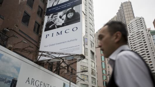 A Pacific Investment Management Company advertisement