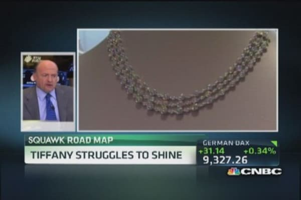Cramer: Nitpicking with Tiffany