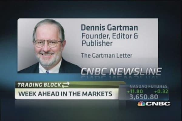 Gartman: US learned way without Keystone