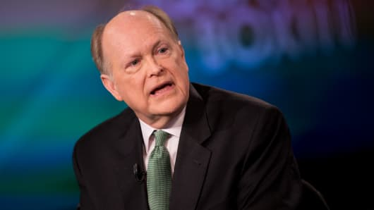 Charles Plosser, president of the Federal Reserve Bank of Philadelphia.