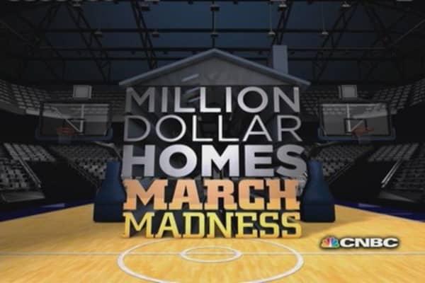 Million Dollar Homes: Duke vs. North Carolina