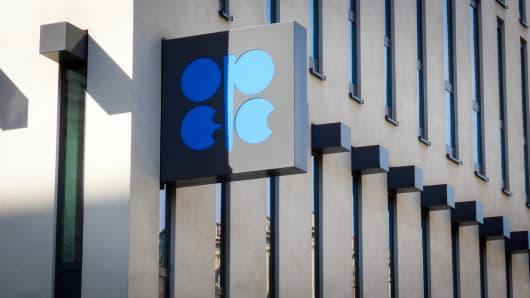 OPEC headquarters in Vienna.