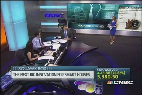 Smart homes are on the horizon