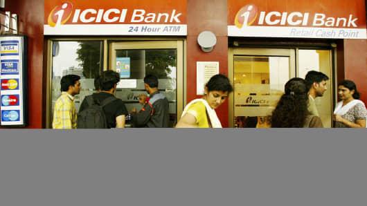 INDIA ICICI BANK