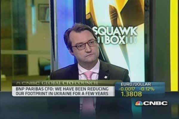 BNP Paribas pushes growth in Poland, Turkey: CFO
