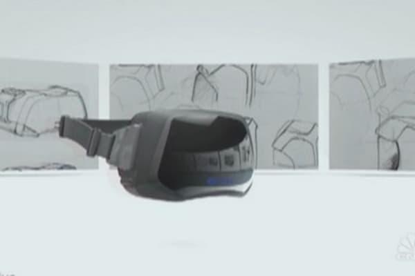 Tech Yeah! Facebook moves into virtual reality