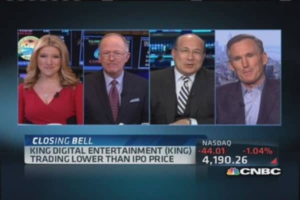 King Digital a fad stock: Pro