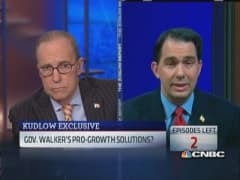 Gov. Walker's pro-growth solutions
