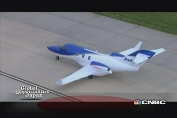 Honda's jet dreams take flight