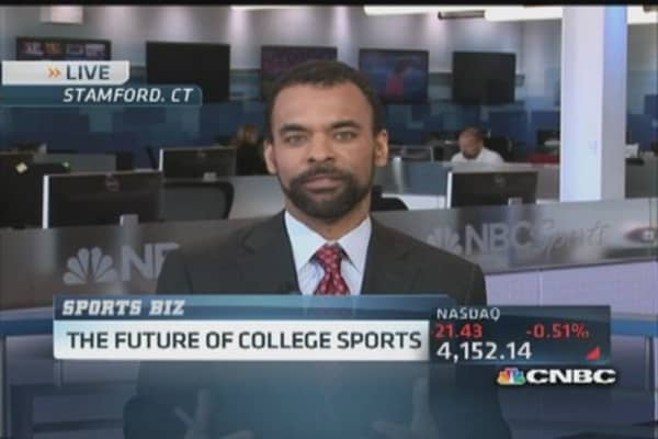 Could be beginning of tectonic shift in college sports: Pro