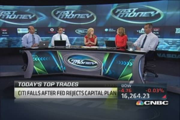 Long-term story for Citi still there: Trader