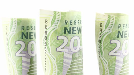 Premium New Zealand dollar