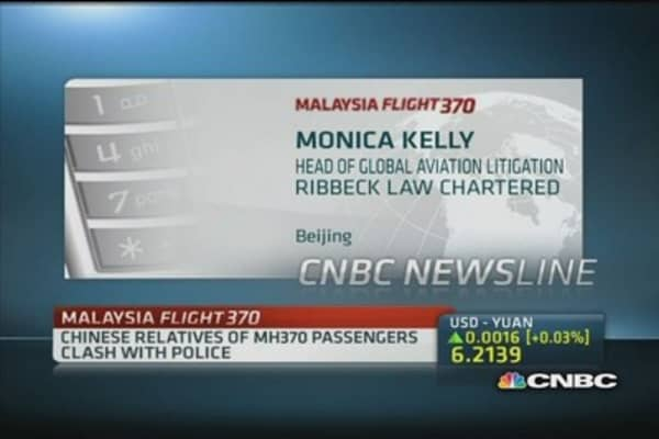 MH370 was not hijacked: Ribbeck Law Chartered