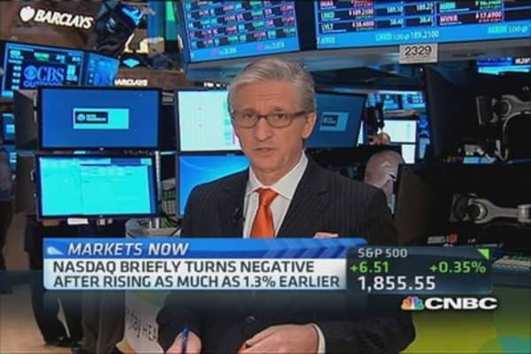 Pisani: IPOs up, not roaring