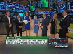 SunCulture goes off the Wall Street grid