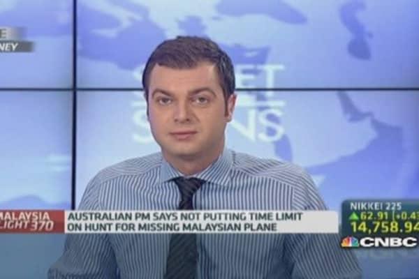 Tony Abbott: We will solve the MH370 mystery