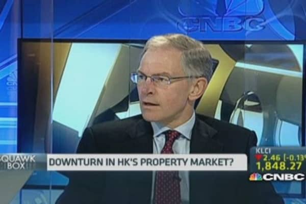 Swire: Discounts to remain in Hong Kong property