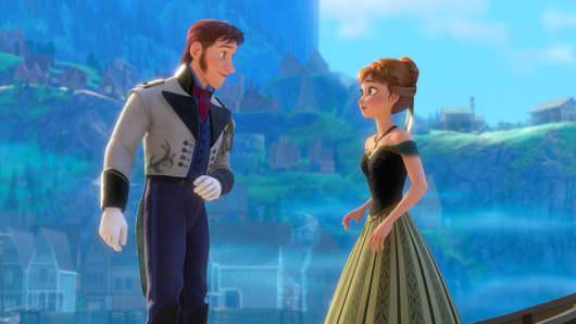 "Still from the movie ""Frozen"""