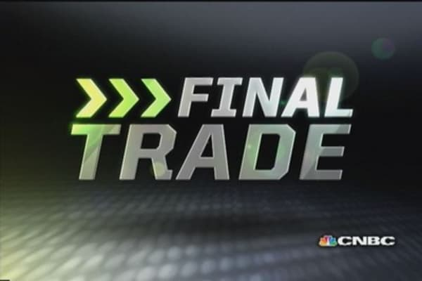 Fast Money Final Trade: EWZ, CTRL, SFXE, SNA