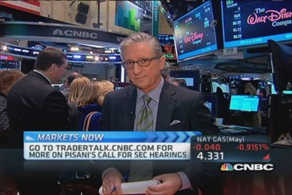 Pisani's market: Value vs. Growth