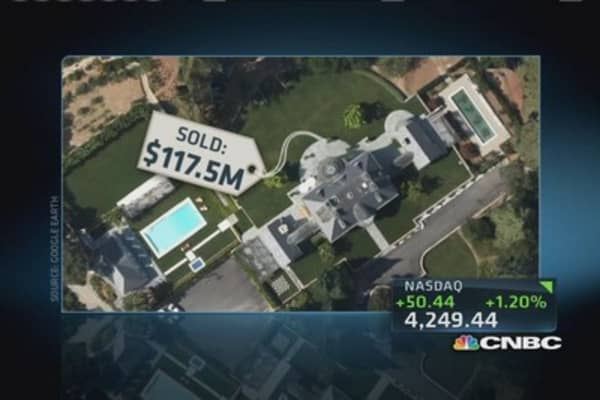 America's top luxury real estate markets