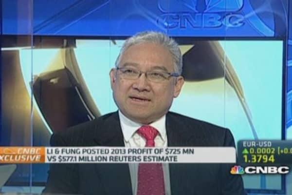 Li & Fung: Bullish on US economy