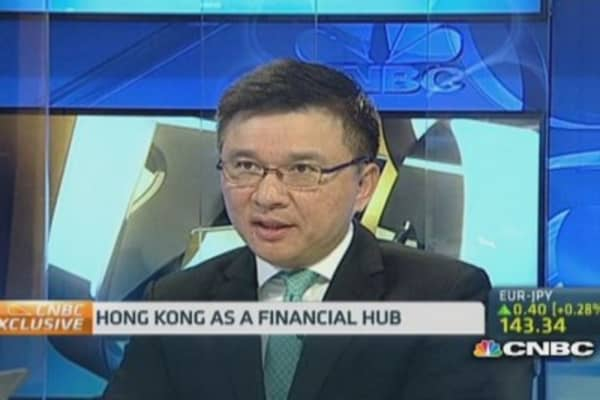 Hong Kong still attractive for IPO: KC Chan