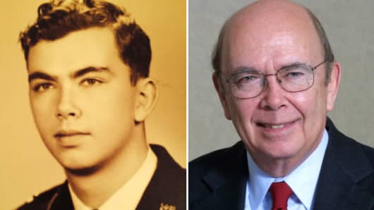 Wilbur Ross, then and now.