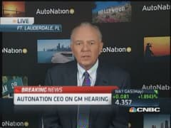 AutoNation's Jackson: Barra will lead GM through crisis